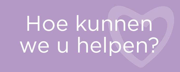 kunnen we u helpen