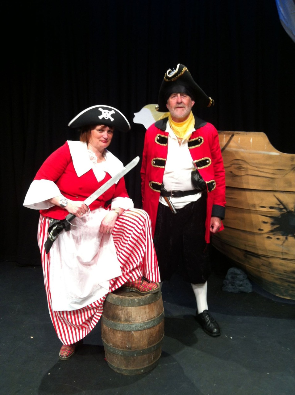 Pirates of Penzance, 2012