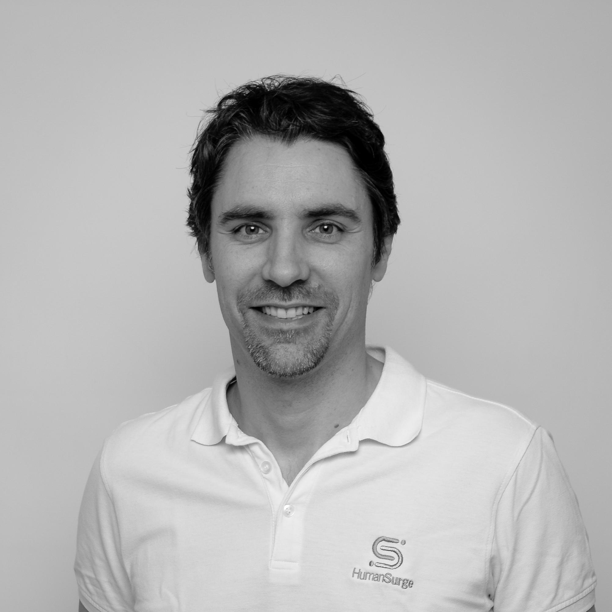 Loek Peeters, CEO and Co-Founder HumanSurge