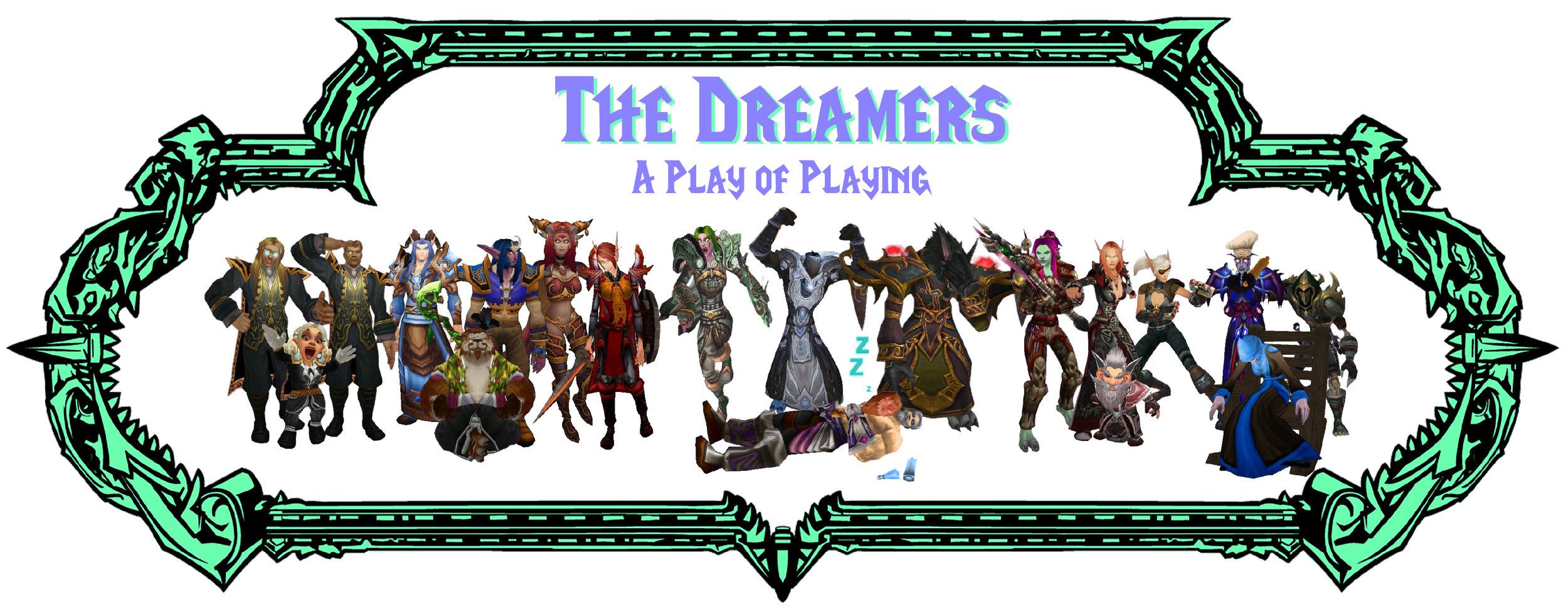 The Dreamer's Machinima Cast Shot.jpg