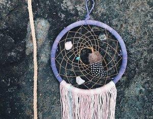 The Boho Teepee  finged & free || dreamcatchers handwoven in Manila   website »