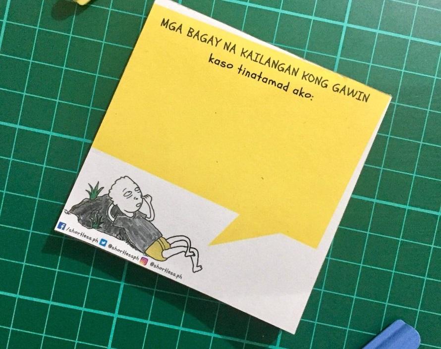 Shortless PH  Fictional character | Notepads    Facebook»