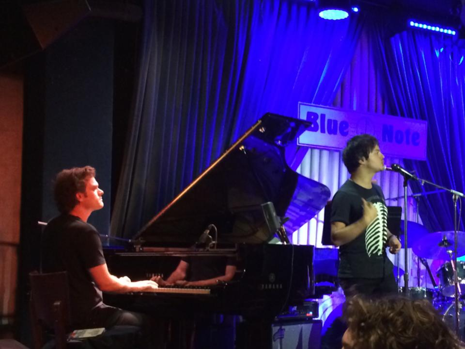 AMcC and Jamie Cullum Blue Note 29.9.14 2.jpg