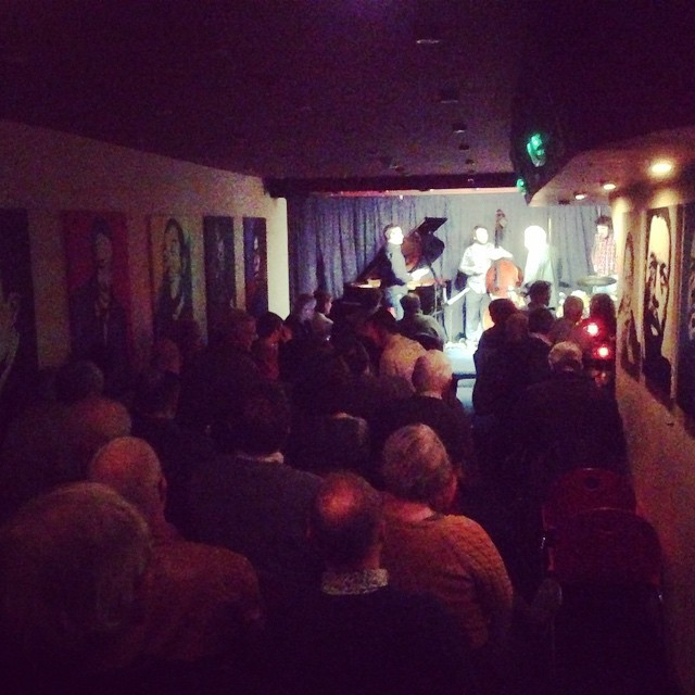 Fantastic SOLD OUT gig @verdictjazz - tour continues this Wednesday in London..book early to avoid disappointment!!!!