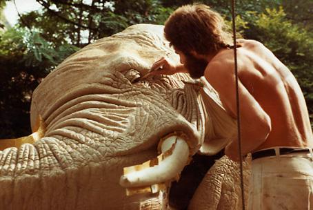 BBC - elephant (clay)