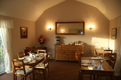 Duncraigaig breakfast and dining room