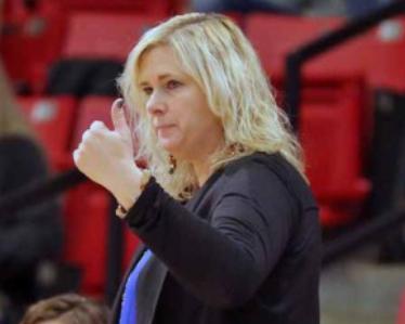 Coach Jeni Hopkins