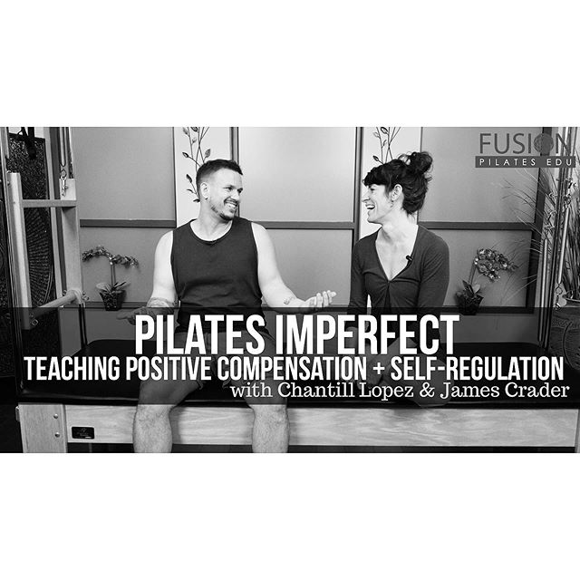Fusion Pilates Edu: Discounts on our (w/ @chantilllopez) new online Pilates workshop today only with code IMPERFECT. . * https://goo.gl/aXCvQB * * #fusionpilates #neverstoplearning #polyvagaltheory #pilates #pilatesteacher #pilateslovers #pilateseducation #modernpilates #pilatestraining #pilateslife