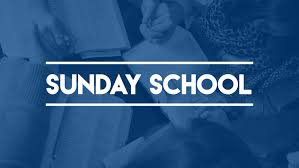 Sunday School for all ages!10am Sunday Morning -