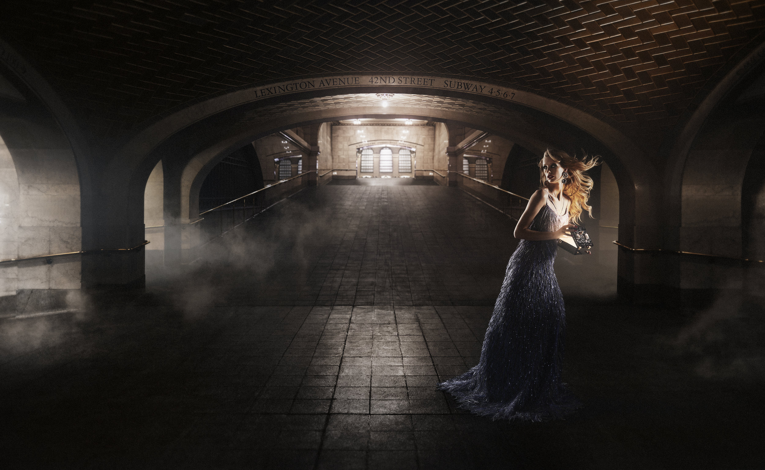 Vionnet / George McLeod / Luxure Magazine