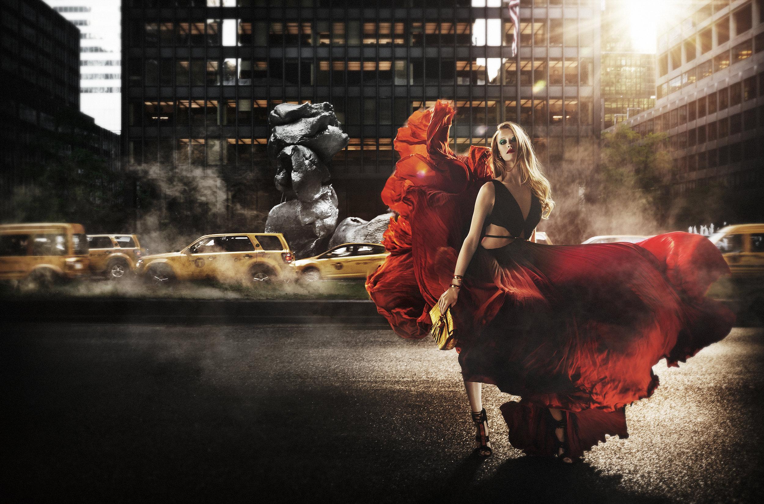 Roberto Cavalli / George McLeod / Luxure Magazine