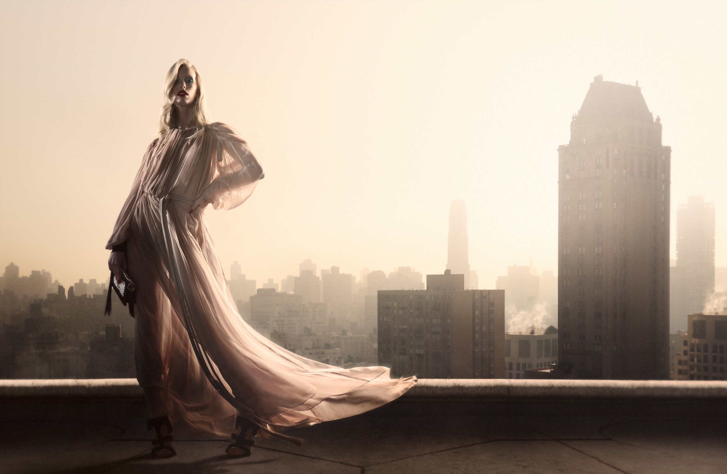 Lanvin / George McLeod / Luxure Magazine