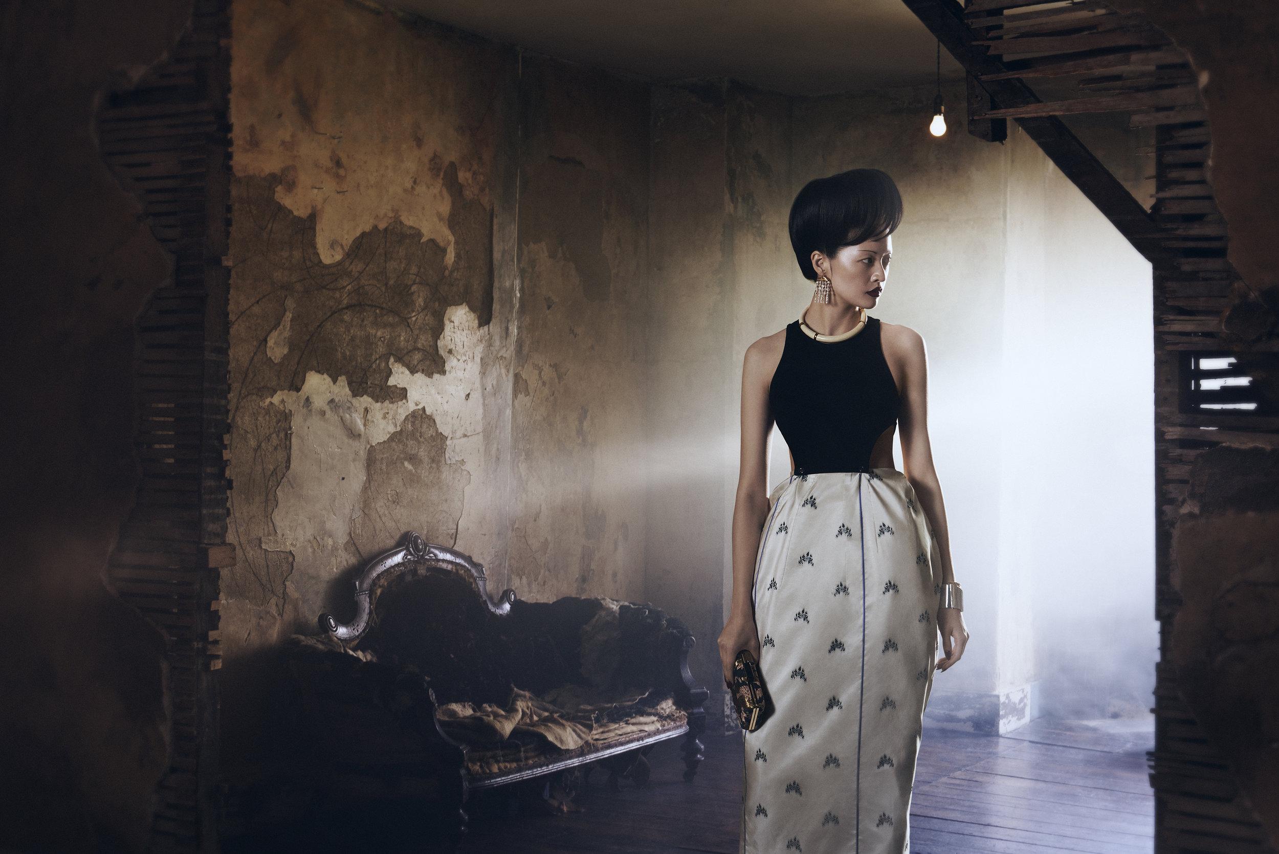 Christian Dior / George McLeod / Luxure Magazine