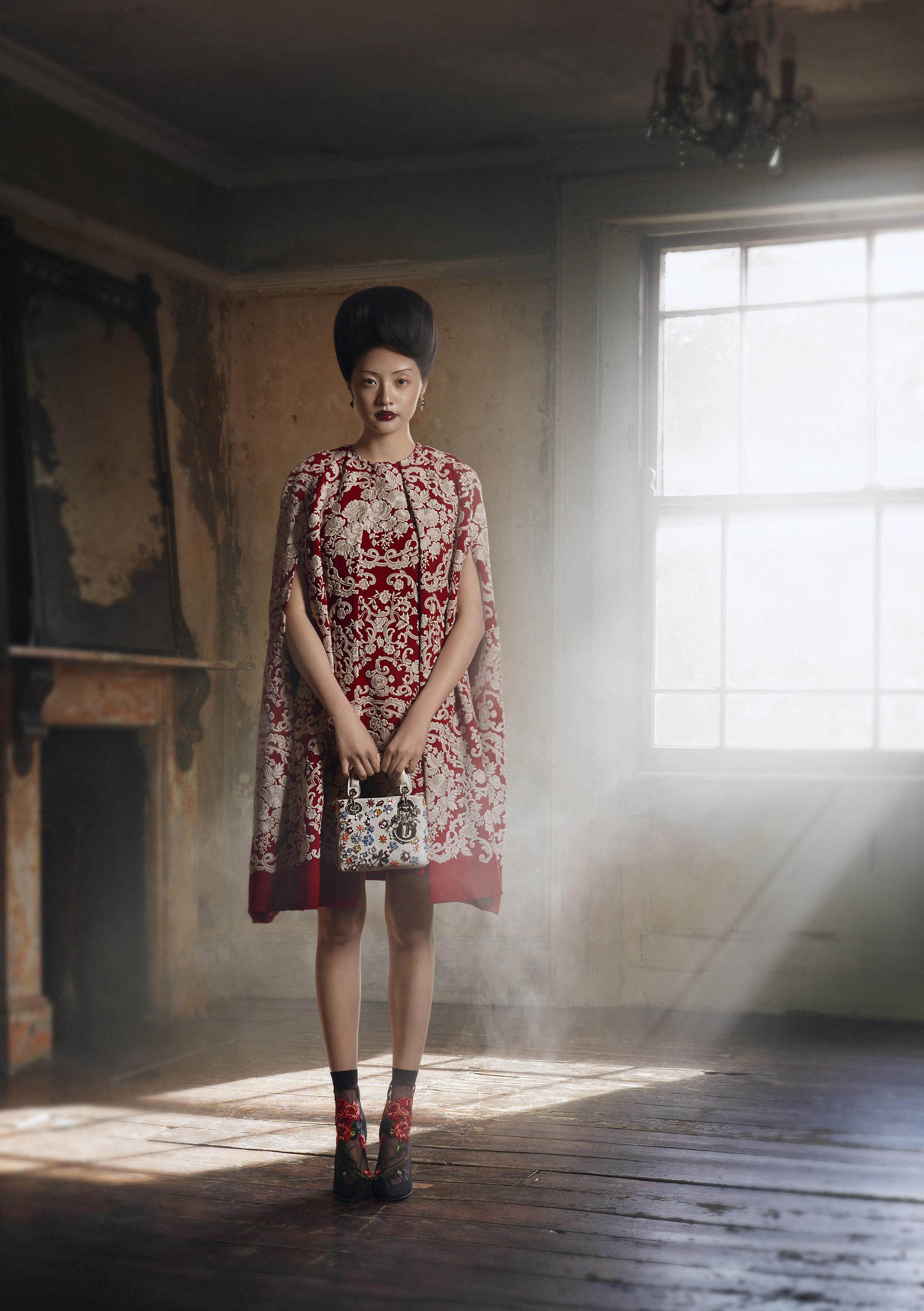 Dolce & Gabbana / Christian Dior / George McLeod / Luxure Magazine