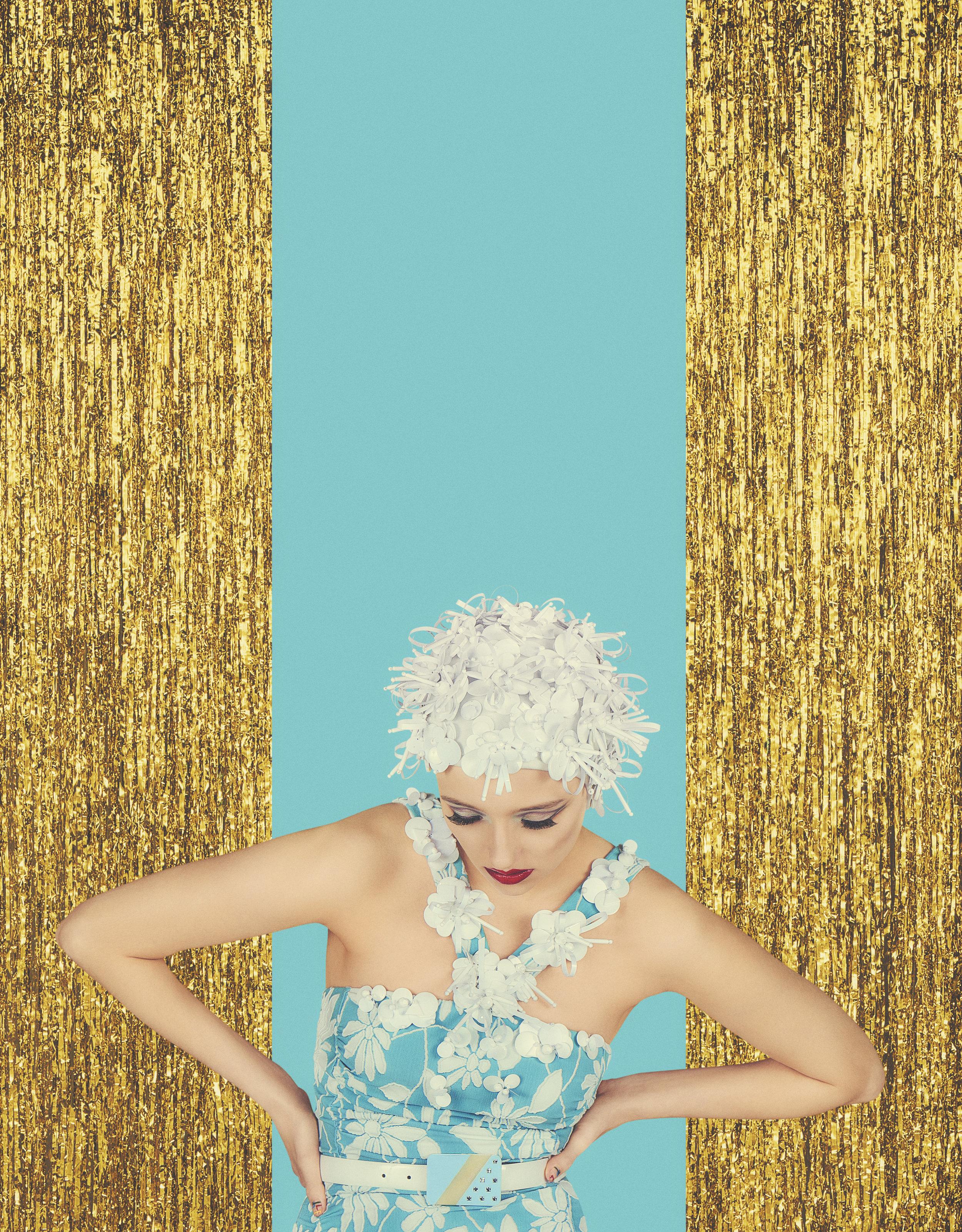 Miu Miu / George McLeod / Luxure Magazine