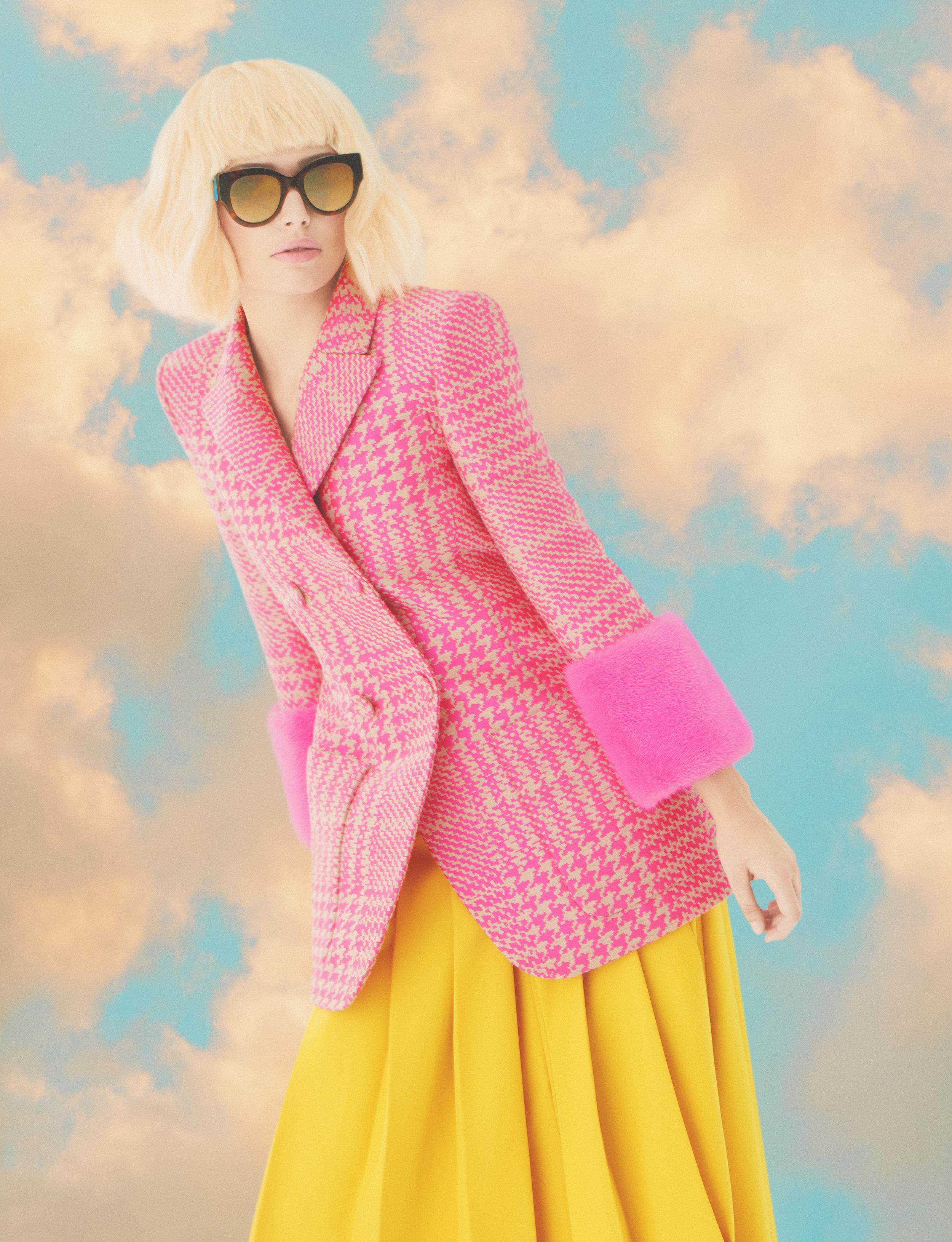 Fendi / George McLeod / Luxure Magazine