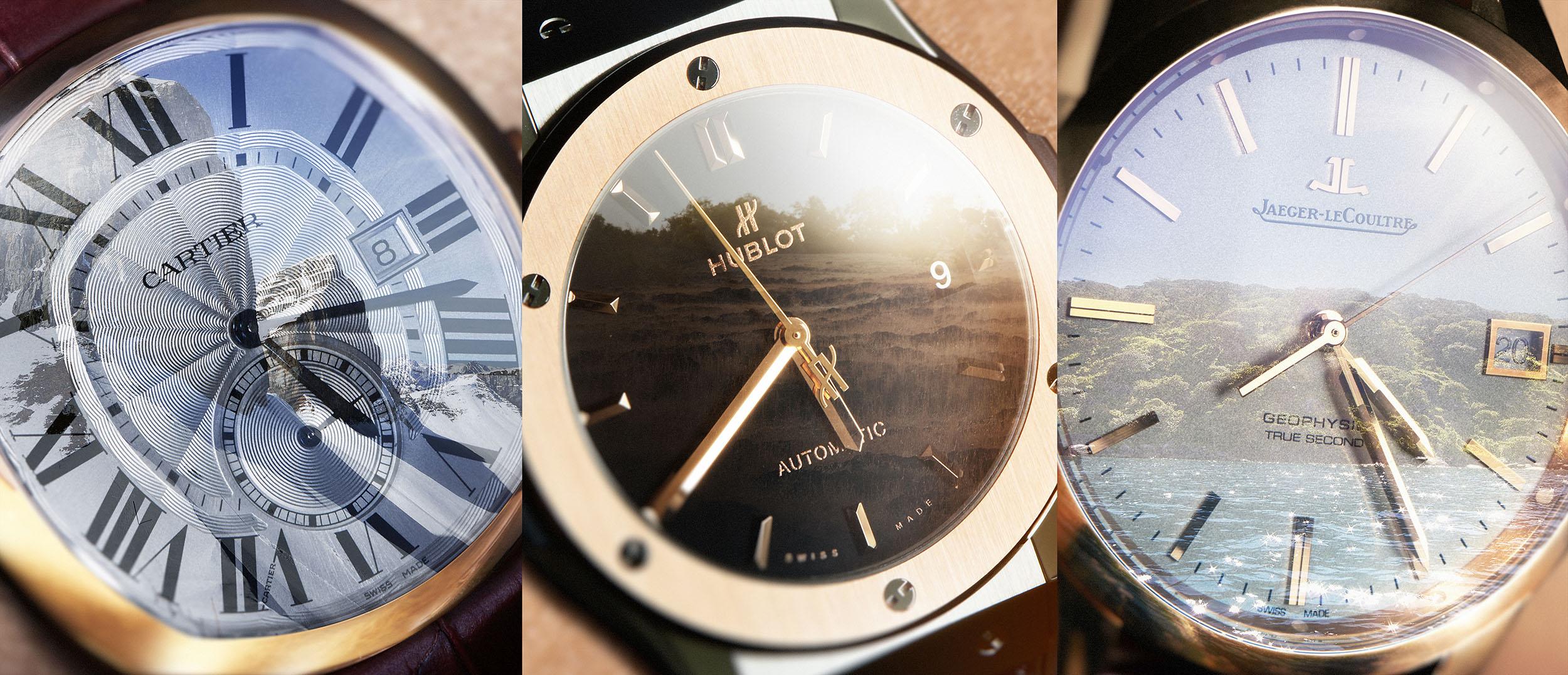 Time / George McLeod / Luxure Magazine