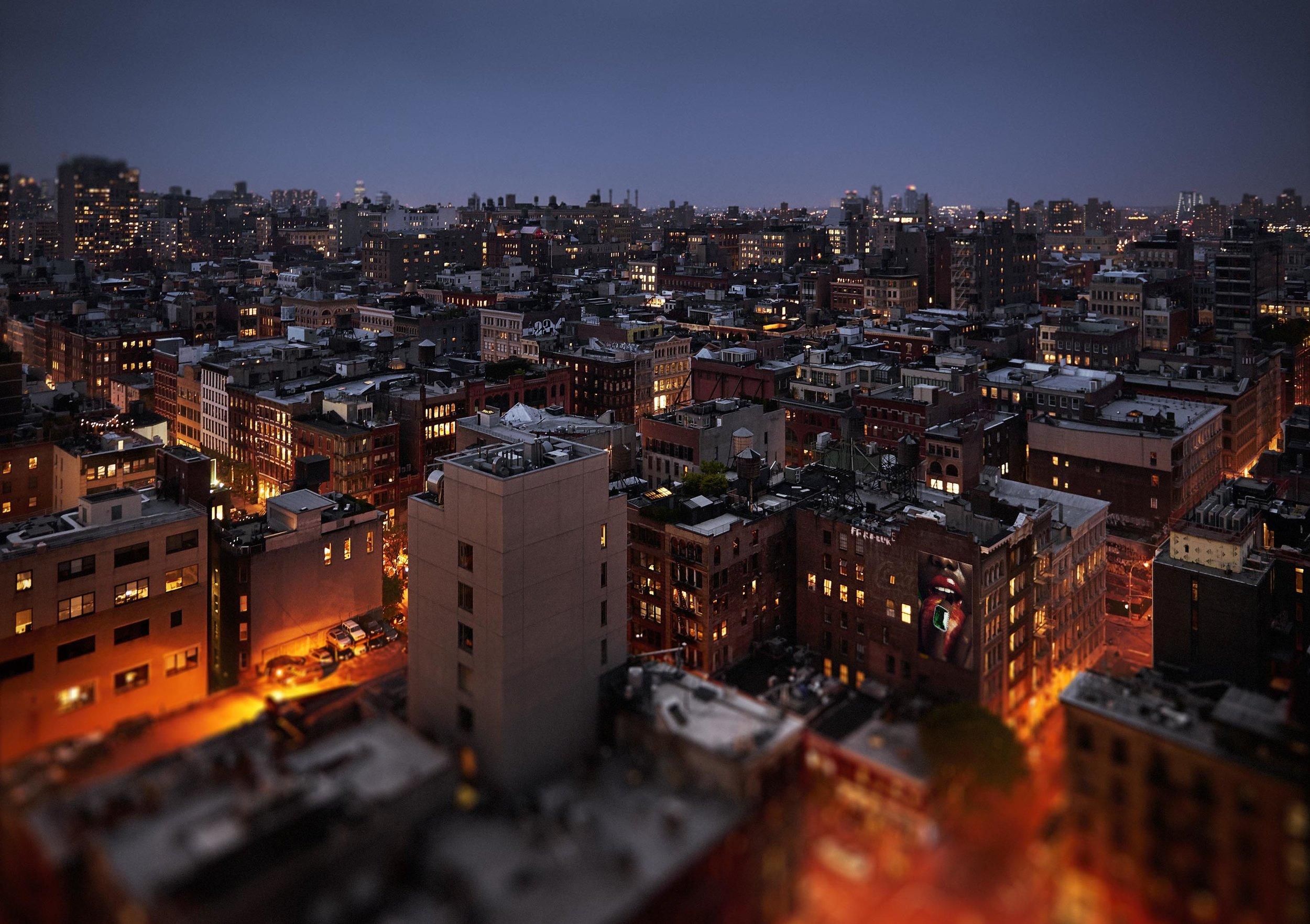 New York / George McLeod / Luxure Magazine