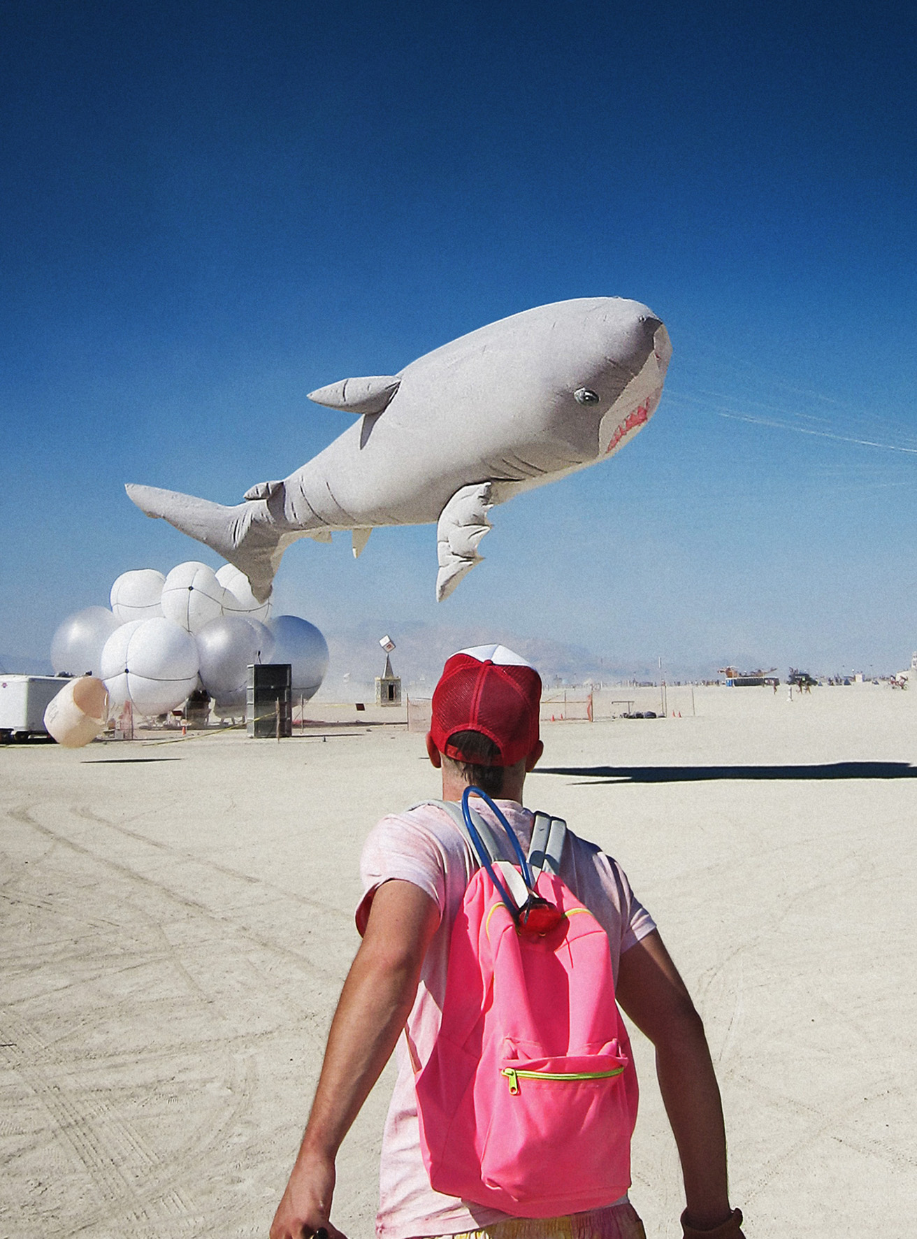 Burning Man /  / George McLeod