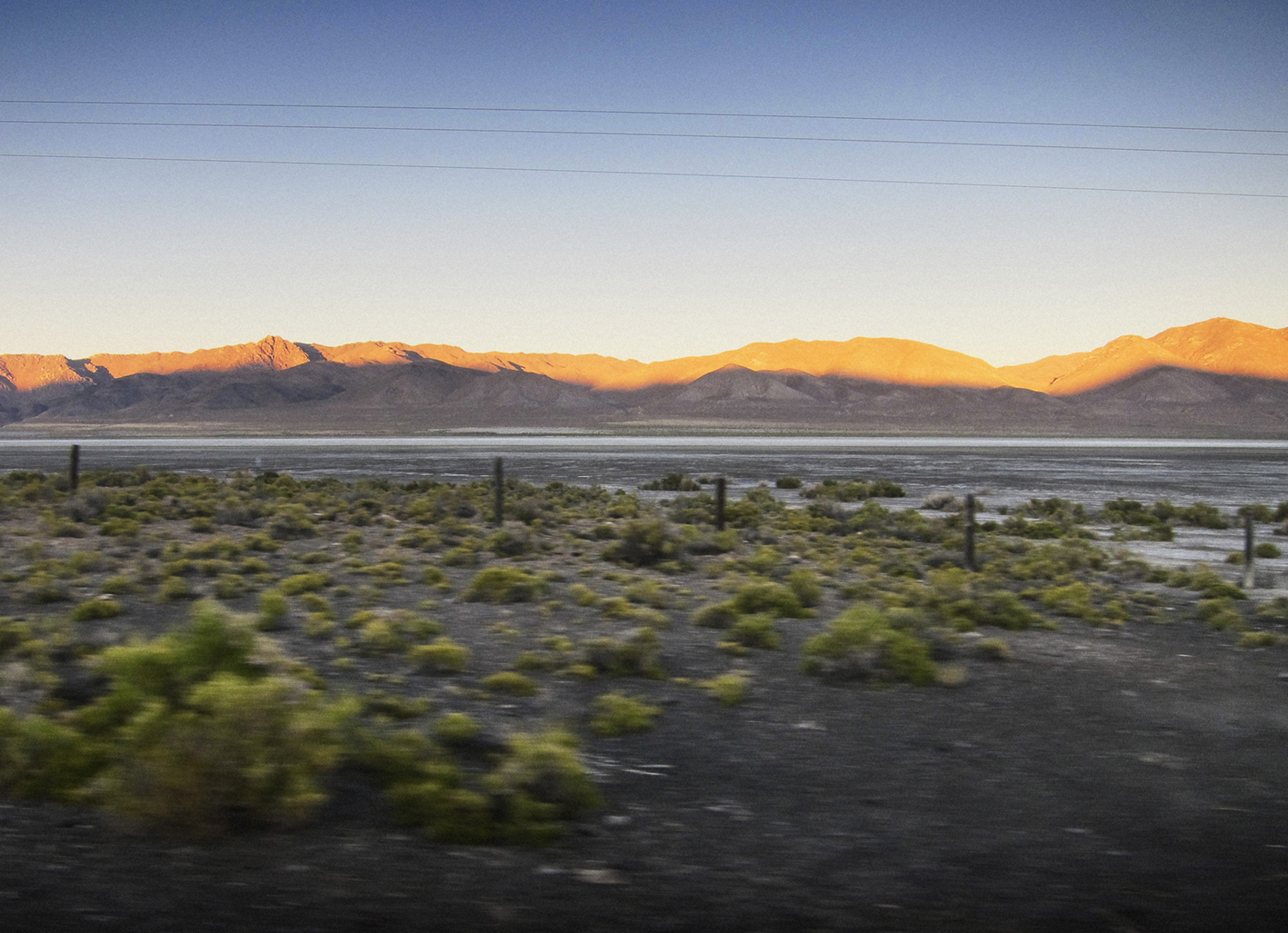 Landscape / George McLeod
