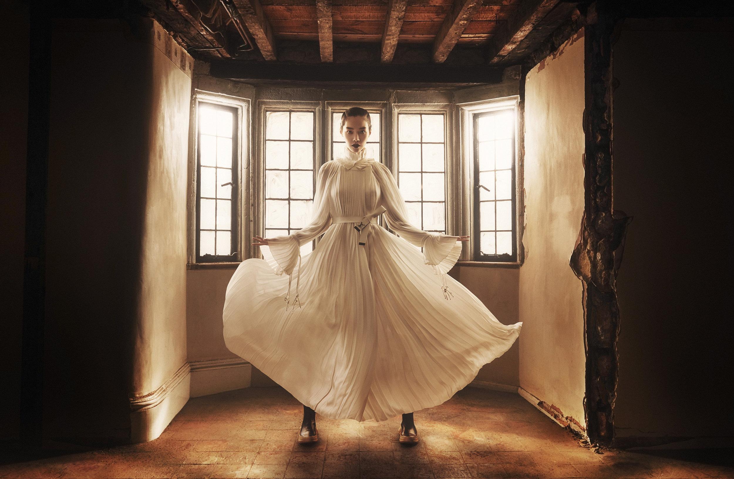 Louis Vuitton  / Luxure Magazine / George McLeod