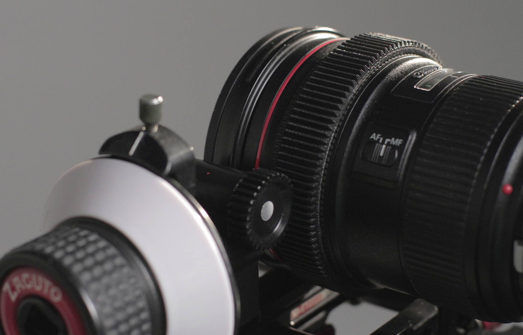 I use my Canon 24-70mm more than any other lens I own. A seamless gear is a must in my opinion.