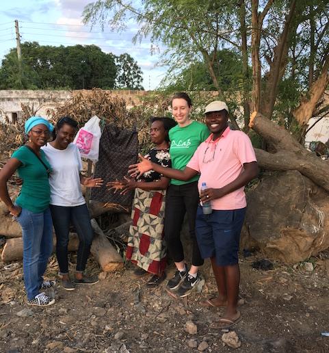 designing a menstrual hygiene solution for zambian women