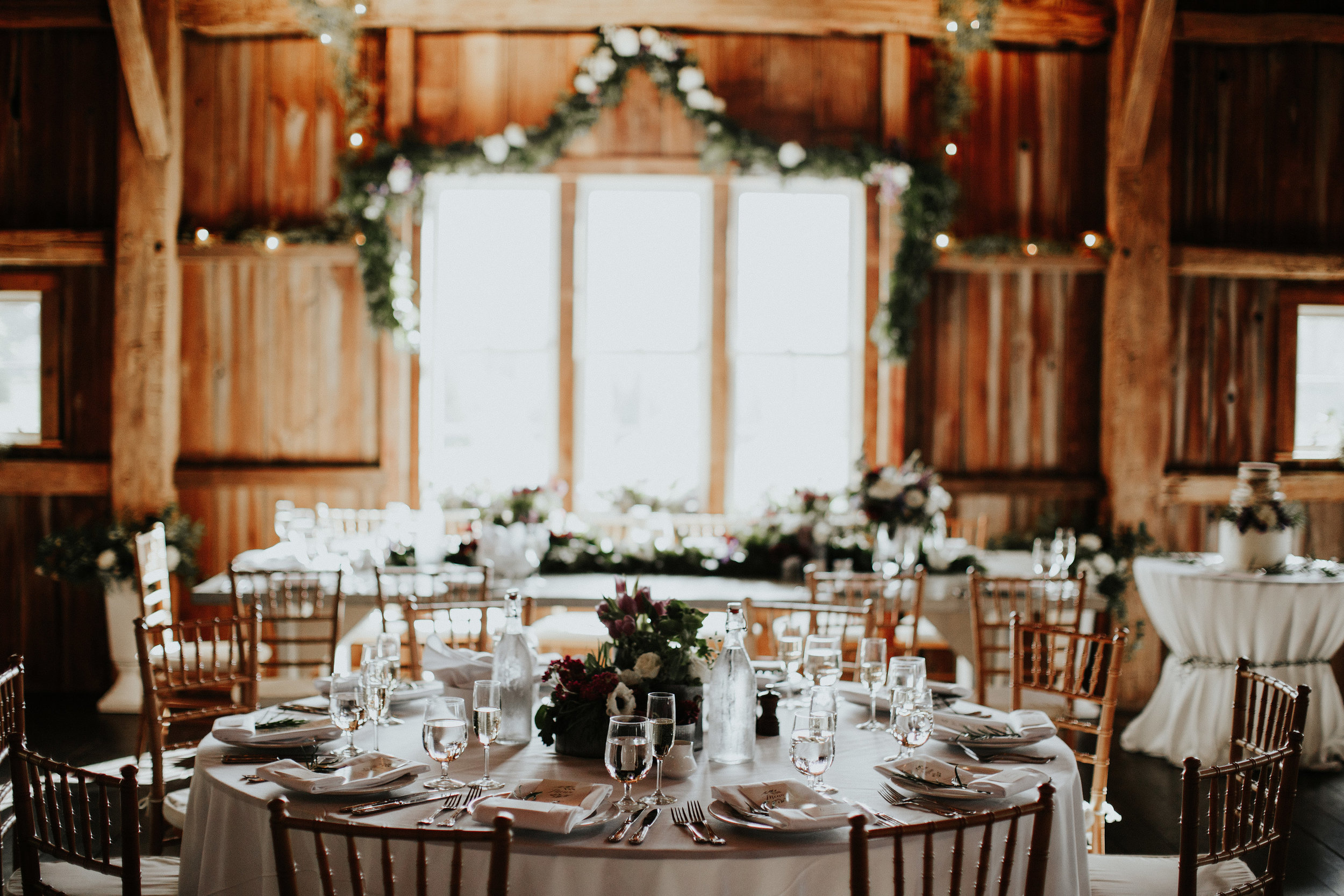 Spring Head Table