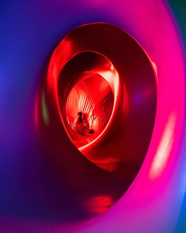 Only a few days left to visit the #luminarium by the fantastic #architectsofair at #lakesidearts in #nottingham.