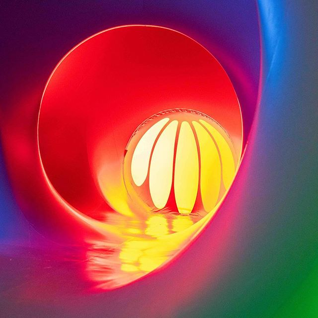 The amazing Luminarium by the @ArchitectsofAir is back at  @lakesidearts for the week. Get over there and experience this wonderful space!