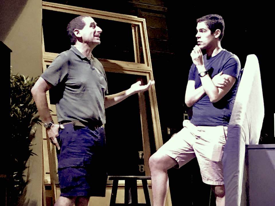 "Four-time EMMY Award-Winning ""The Simpsons"" writer Mike Reiss and James collaborate on I HATE MUSICALS: THE MUSICAL, at the Ivoryton Playhouse."