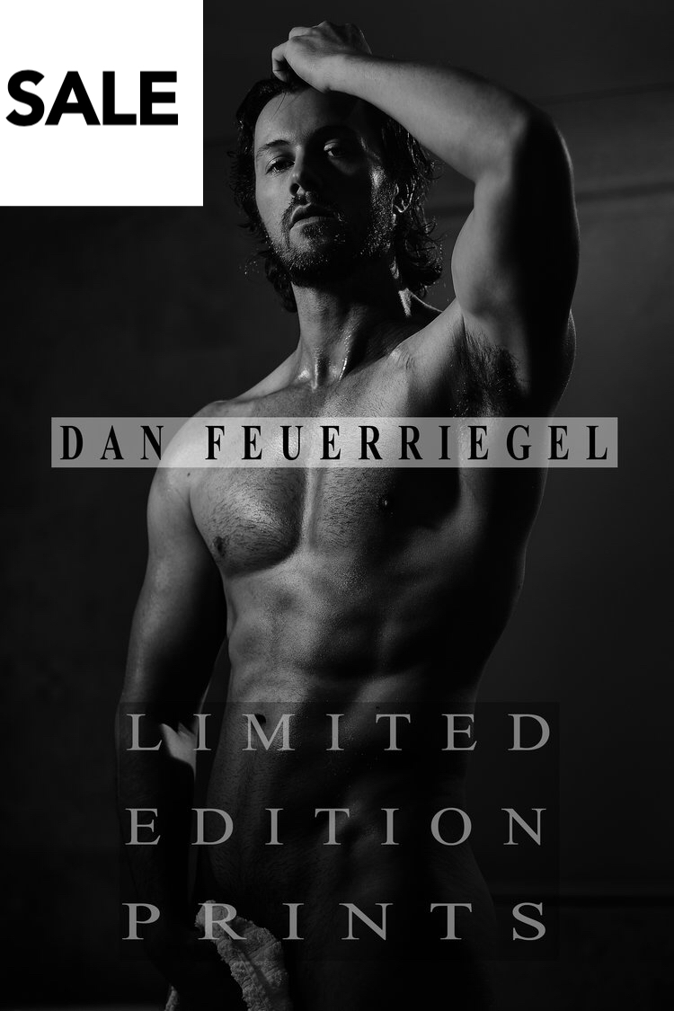 UNSIGNED 30 x 20 inch Metallic Print. Limited Edition Dan Feuerriegel 003 Last Few Remaining $99 + postage.
