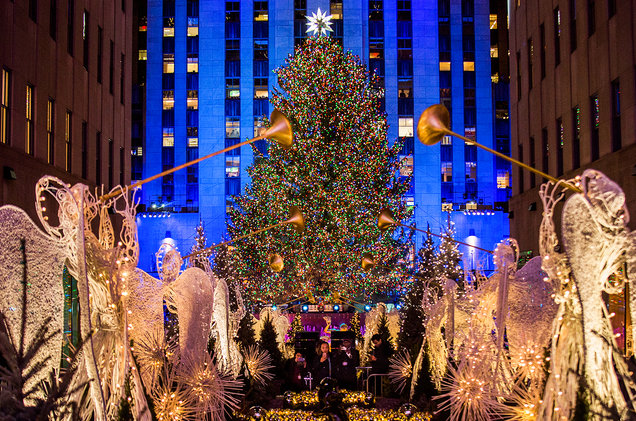 new york city holiday - New York City at Christmastime… Could there be anything better? Take a 5 day trip to the Big Apple with your family for the holidays!Starting at $2,499/person