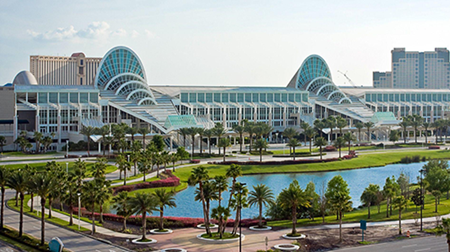 orlando,florida - The Orange County Convention Center is the most popular corporate place in Orlando. Headed that way? Let us help!