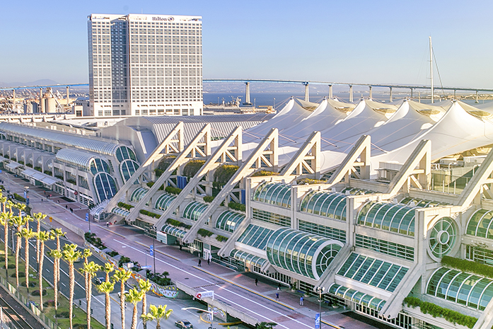 san diego, california - Sunny California, the beaches, the breeze, and the meetings. Let's get you booked and ready to go to the Sunshine State.
