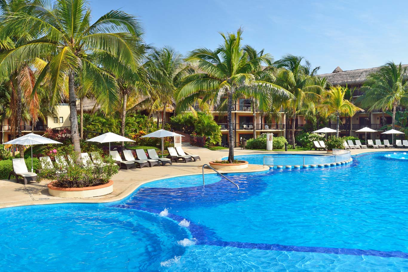 """Cancun, riviera maya - Do the words """"all-inclusive"""" spark your interest? Us too! The Riviera Maya Resort is the place for you. This all inclusive resort is sure to relieve your need to travel!"""