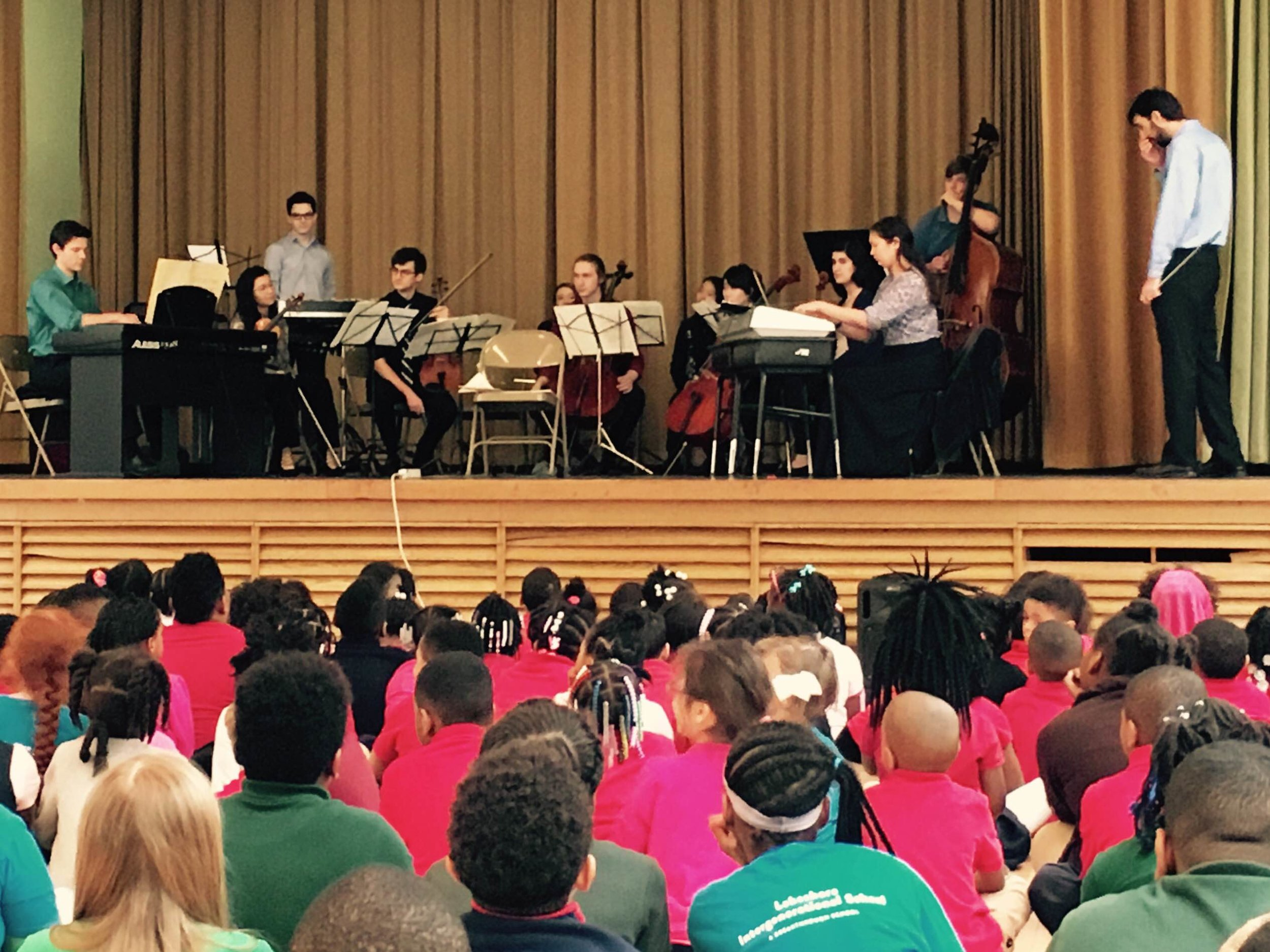 Bring World Class Artistry and Music Education to Your Area Schools -