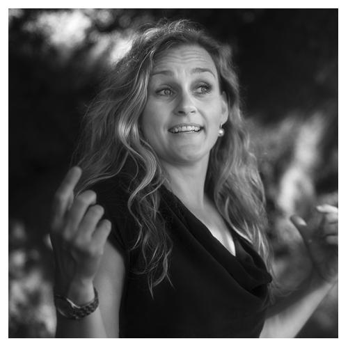 Underviser Trine M. Lønfeldt