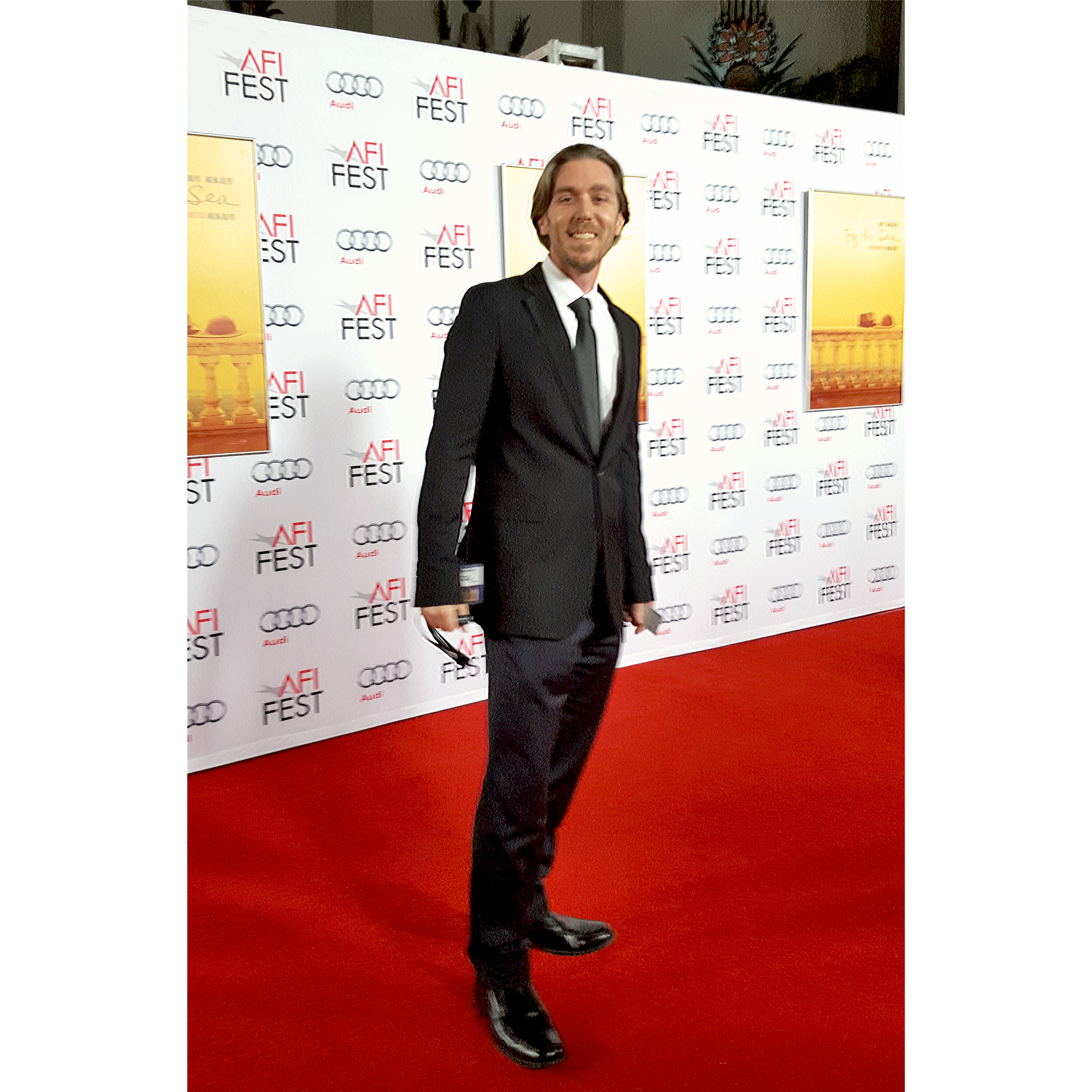 Brandon Blake at AFI FEST Opening Night Gala World Premiere at the TCL Chinese Theatre