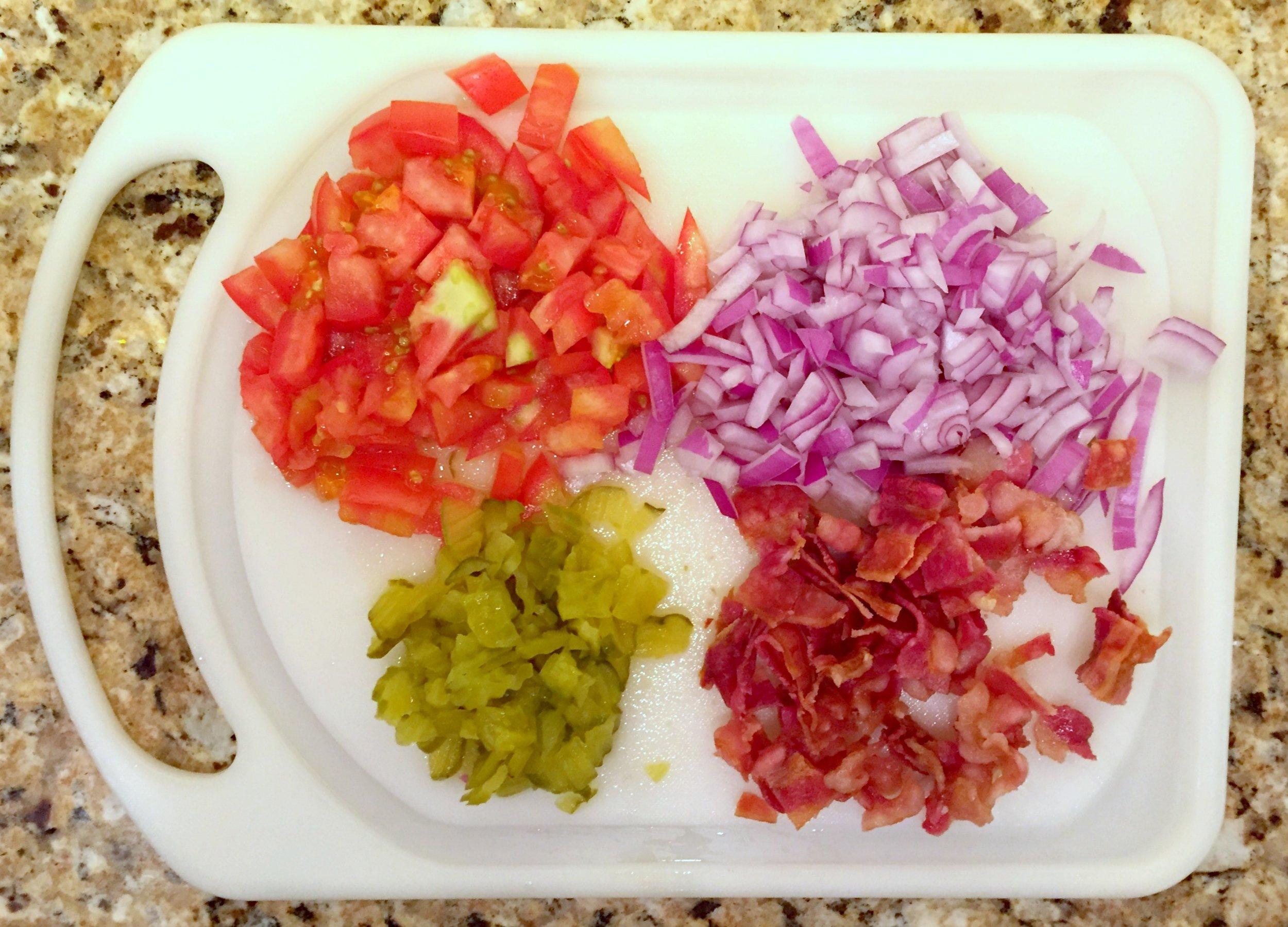 Easy Weeknight Recipe: Burger in a Bowl