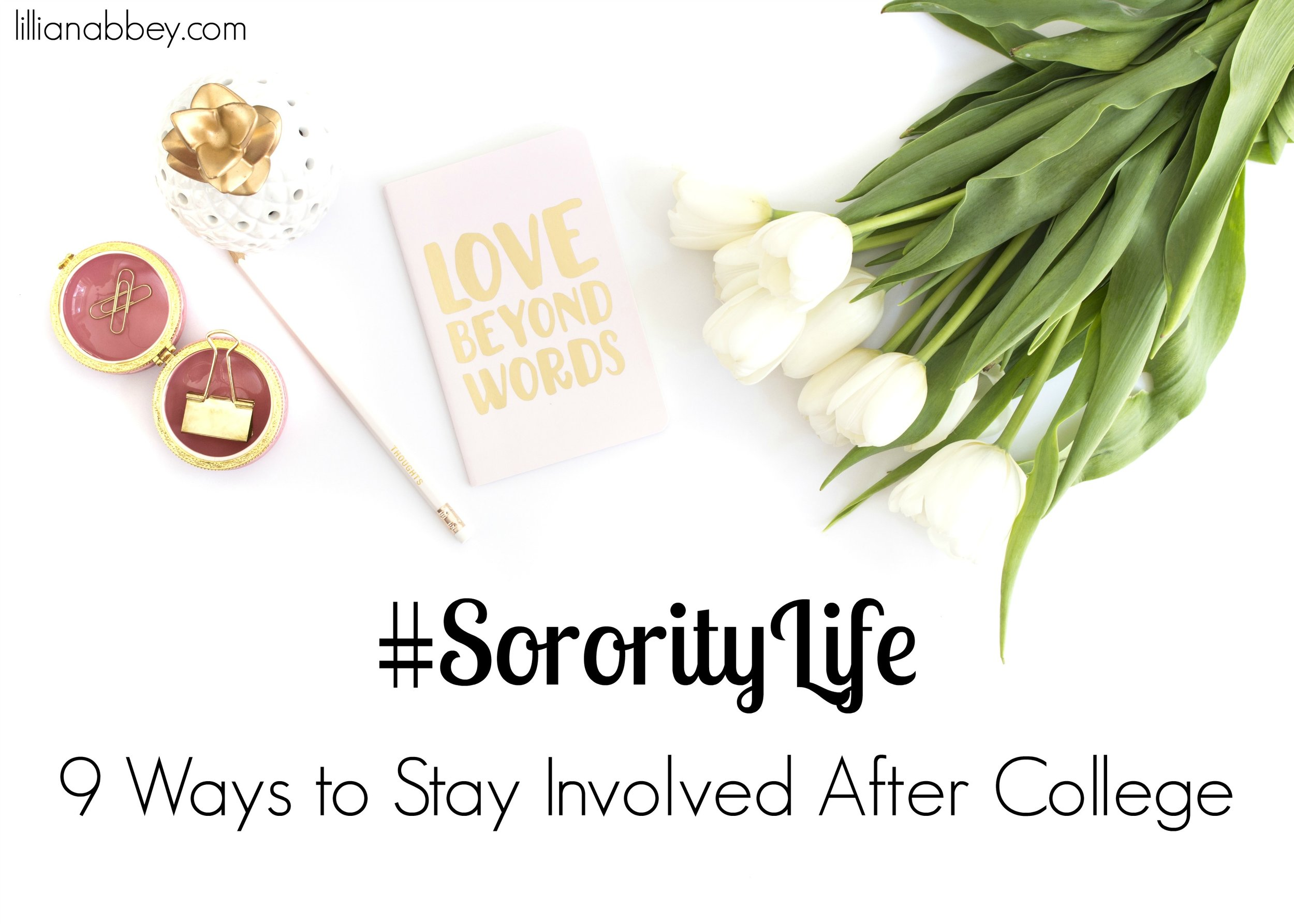 #SororityLife: 9 Ways to Stay Involved After College