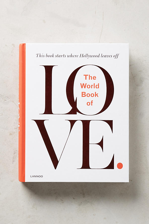 The World Book of Love