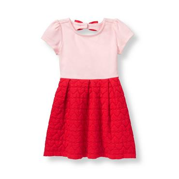 Quilted Heart Dress