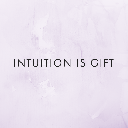 intuition is a Gift workshop BUY NOW