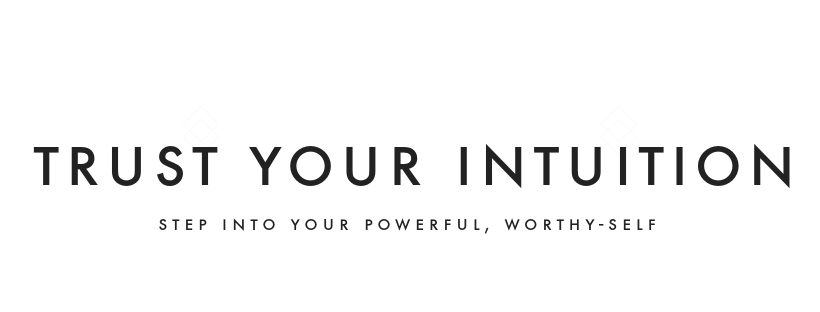 trust your intuition #workshop #trust #intuition