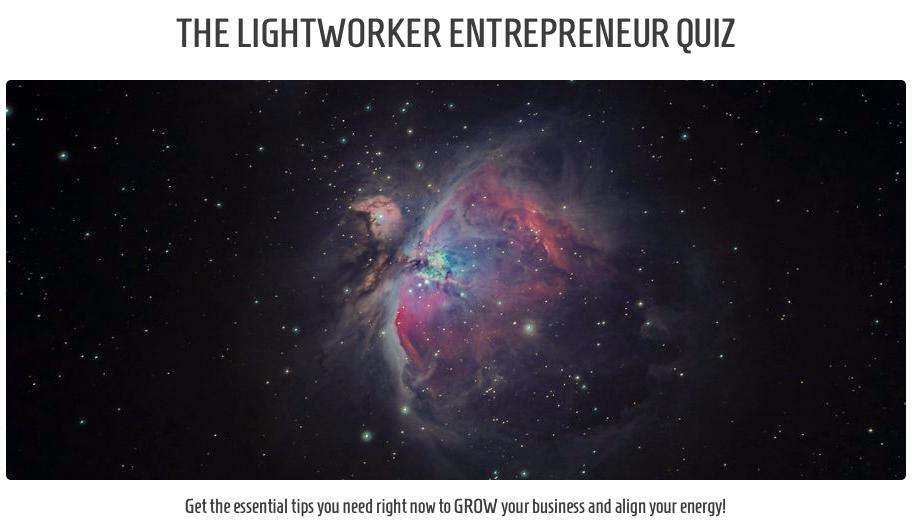 The Lightworker Entrepreneur Quiz.png