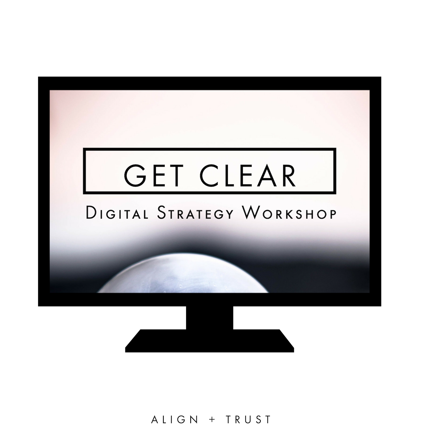 get clear digitial strategy workshop
