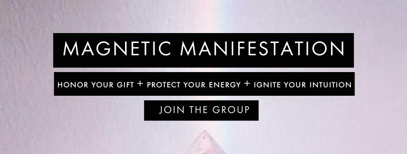 magentic manifestation https://www.facebook.com/groups/magneticmanifestation/