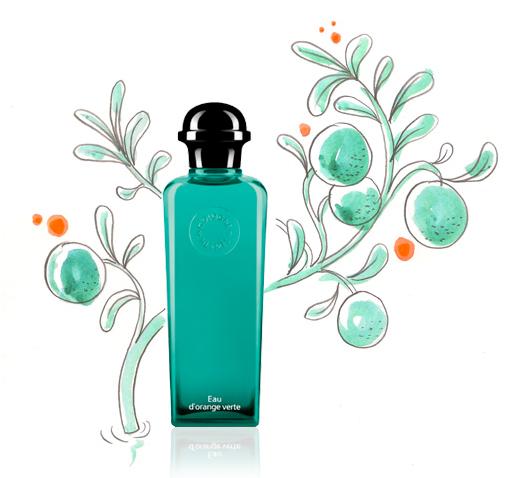 Hermes - Eau d'Orange Vert