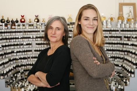 Isabelle Doyen i Camille Goutal